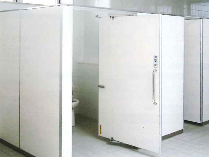 ブース トイレ 小松 ウォール